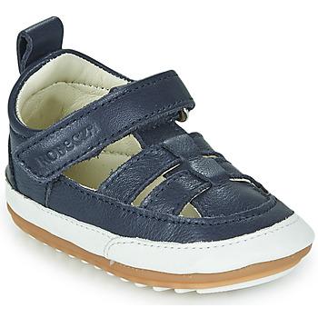 kengät Lapset Sandaalit ja avokkaat Robeez MINIZ Laivastonsininen