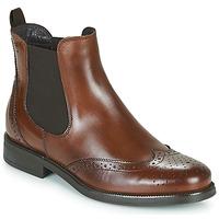 kengät Naiset Bootsit Betty London JOSTA Ruskea