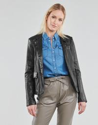 vaatteet Naiset Takit / Bleiserit Oakwood RESET Musta
