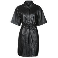 vaatteet Naiset Lyhyt mekko Oakwood BREAK Musta