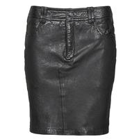 vaatteet Naiset Hame Oakwood CROSS Musta