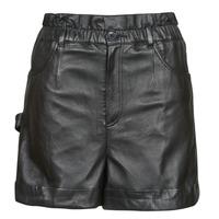 vaatteet Naiset Shortsit / Bermuda-shortsit Oakwood JANNY Musta