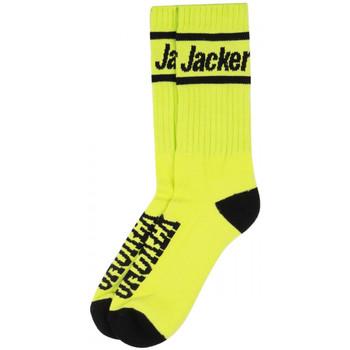 Asusteet / tarvikkeet Miehet Sukat Jacker After logo socks Vihreä