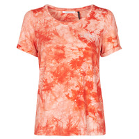 vaatteet Naiset Lyhythihainen t-paita Les Petites Bombes BRISEIS Oranssi