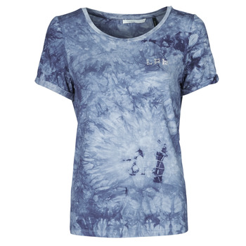 vaatteet Naiset Lyhythihainen t-paita Les Petites Bombes BRISEIS Laivastonsininen