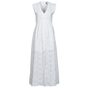 vaatteet Naiset Pitkä mekko Les Petites Bombes BRIDIE Valkoinen