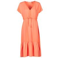 vaatteet Naiset Lyhyt mekko Les Petites Bombes BRESIL Oranssi