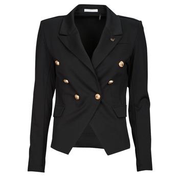 vaatteet Naiset Takit / Bleiserit Les Petites Bombes AGATHE Musta