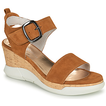 kengät Naiset Sandaalit ja avokkaat Philippe Morvan AMOR V1 Ruskea