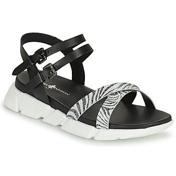 kengät Naiset Sandaalit ja avokkaat Philippe Morvan KERALA V1 Musta