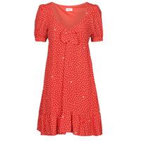 vaatteet Naiset Lyhyt mekko Liu Jo WA1339-T4768-T9684 Punainen