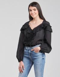 vaatteet Naiset Topit / Puserot Liu Jo WA1084-T5976-22222 Musta