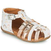 kengät Tytöt Sandaalit ja avokkaat GBB RIVIERA Pink