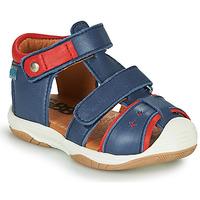 kengät Pojat Sandaalit ja avokkaat GBB EUZAK Sininen