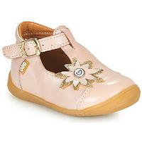 kengät Tytöt Balleriinat GBB EFIRA Vaaleanpunainen