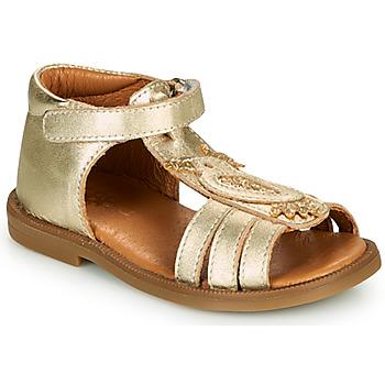 kengät Tytöt Sandaalit ja avokkaat GBB FRANIA Kulta