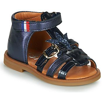 kengät Tytöt Sandaalit ja avokkaat GBB PAULETTE Sininen