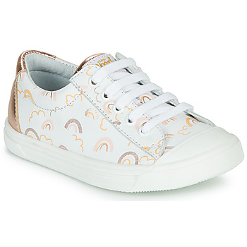 kengät Tytöt Matalavartiset tennarit GBB MATIA Vaaleanpunainen