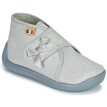 kengät Tytöt Tossut GBB APODIE Harmaa