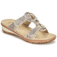 kengät Naiset Sandaalit ja avokkaat Ara HAWAII Beige