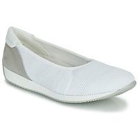 kengät Naiset Matalavartiset tennarit Ara PORTO-FUSION4 Valkoinen