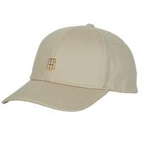 Asusteet / tarvikkeet Naiset Lippalakit Tommy Hilfiger TH CAP Beige