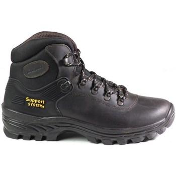 kengät Miehet Vaelluskengät Grisport 10242D26G Mustat