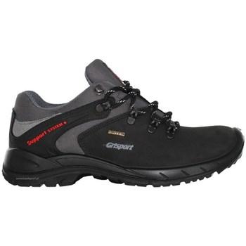 kengät Miehet Vaelluskengät Grisport 11106N191G Mustat, Harmaat