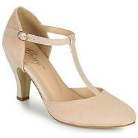kengät Naiset Korkokengät Betty London EPINATE Vaaleanpunainen