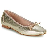 kengät Naiset Balleriinat Betty London ONDINE Kulta