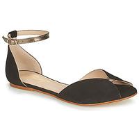 kengät Naiset Sandaalit ja avokkaat Betty London INALI Musta
