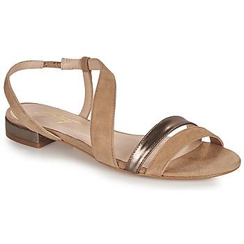 kengät Naiset Sandaalit ja avokkaat Betty London OCOLI Beige