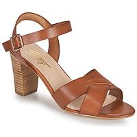 kengät Naiset Sandaalit ja avokkaat Betty London OCOLA Kamelinruskea
