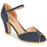 kengät Naiset Sandaalit ja avokkaat Betty London ORADI Laivastonsininen