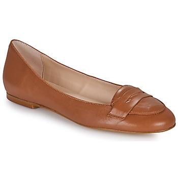 kengät Naiset Balleriinat Betty London OVINOU Kamelinruskea
