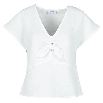 vaatteet Naiset Topit / Puserot Betty London ODIME Valkoinen