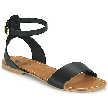 kengät Naiset Sandaalit ja avokkaat Betty London GIMY Musta