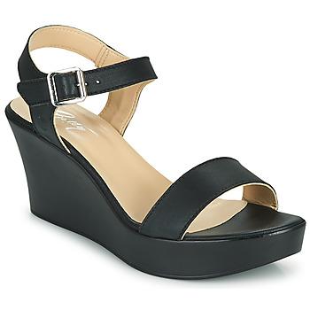 kengät Naiset Sandaalit ja avokkaat Betty London CHARLOTA Musta