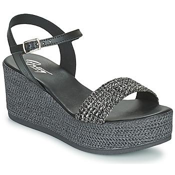 kengät Naiset Sandaalit ja avokkaat Betty London OFINI Musta