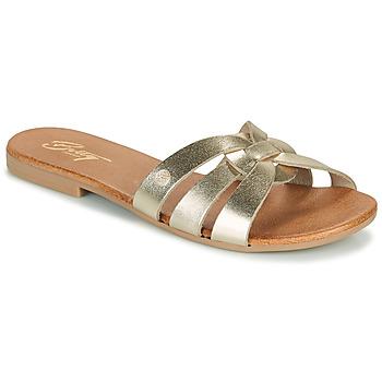 kengät Naiset Sandaalit Betty London OIGILE Kulta