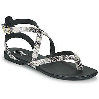 kengät Naiset Sandaalit ja avokkaat Betty London OPALACE Harmaa