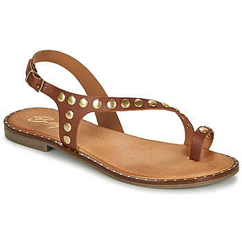 kengät Naiset Sandaalit ja avokkaat Betty London OPATIO Kamelinruskea