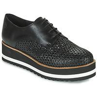 kengät Naiset Derby-kengät Betty London OULINE Musta