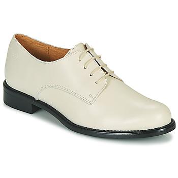 kengät Naiset Derby-kengät Betty London OULENE Vaalea