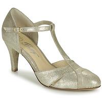 kengät Naiset Korkokengät Betty London MASETTE Kulta