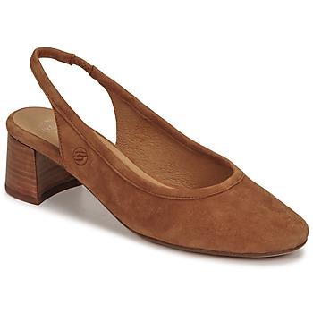 kengät Naiset Korkokengät Betty London OMMINE Konjakki