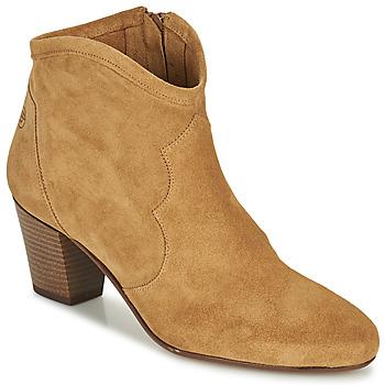 kengät Naiset Nilkkurit Betty London OISINE Kamelinruskea