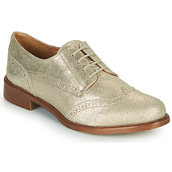 kengät Naiset Derby-kengät Betty London CODEUX Kulta