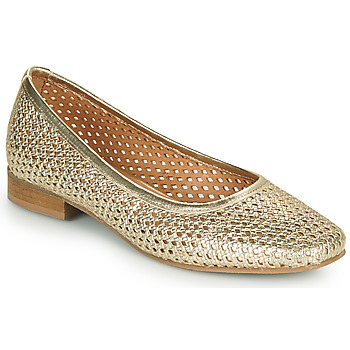 kengät Naiset Balleriinat Betty London OCARA Kulta