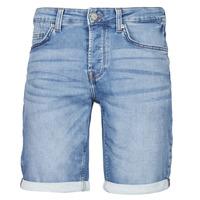 vaatteet Miehet Shortsit / Bermuda-shortsit Only & Sons  ONSPLY Sininen
